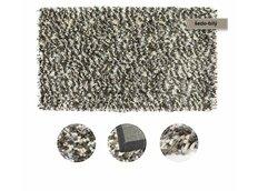 Kusový koberec Shaggy MAX fido - šedo-bílý