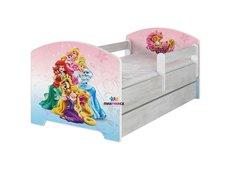 Dětská postel Disney - PALACE PETS