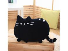 Plyšová kočka PUSHEEN - černá