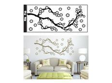 Samolepky na zeď ORNAMENTY color - vzor 28