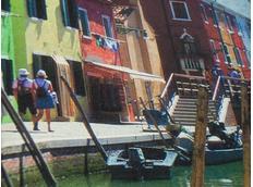 FOTOOBRAZ na plátno BAREVNÝ - detail