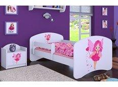 Dětská postel bez šuplíku 160x80cm VÍLA