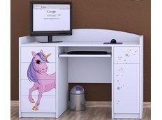 Dětský psací stůl JEDNOROŽEC - TYP 1