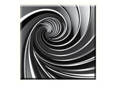 Obraz na plátně 30x30cm SPIRAL - vzor 66