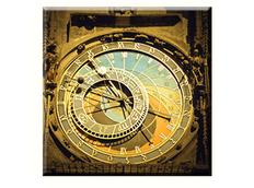 Obraz na plátně 30x30cm ORLOJ - vzor 72