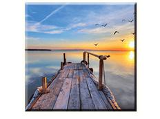 Obraz na plátně 30x30cm PARADISE - vzor 76