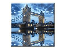 Obraz na plátně 30x30cm LONDON BRIDGE - vzor 84