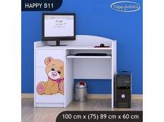 Dětský psací stůl MÉĎA - TYP 11