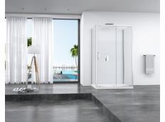 Sprchový kout SLIDE PRO na stěnu