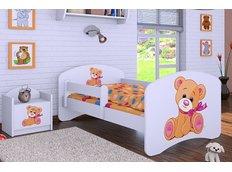 Dětská postel bez šuplíku 180x90cm MÉĎA