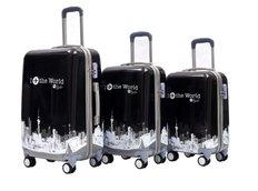 Cestovní kufry WORLD