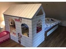 Dětská postel DOMEK Disney - MYŠKA MINNIE 160x80 cm