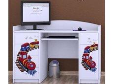 Dětský psací stůl MAŠINKA - TYP 1