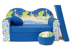 Dětská pohovka Blue ZOO - Dětské pohovky