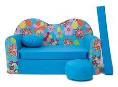 Dětská pohovka Blue garden - Dětské pohovky