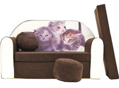 Dětská pohovka Cats - Dětské pohovky