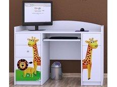 Dětský psací stůl MADAGASKAR - TYP 1