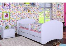 Dětská postel se šuplíkem 160x80cm