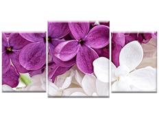 TŘÍDÍLNÝ OBRAZ na plátně FLOWERS - vzor11