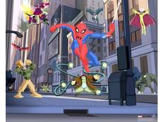 Dětská 3D tapeta SPIDERMAN