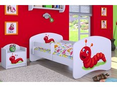 Dětská postel bez šuplíku 160x80cm