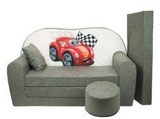 Dětská pohovka Závodní auto - Dětské pohovky