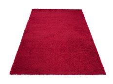 Moderní koberec SHAGGY PORTO - červený