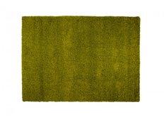 Moderní koberec SHAGGY RIO - tmavě zelený