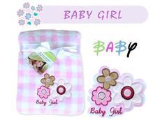 Dětská deka BABY GIRL