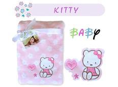 Dětská deka KITTY