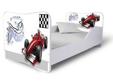Dětská postel FORMULE