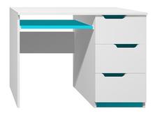 Psací stůl - MODERN TYP A - tyrkysová