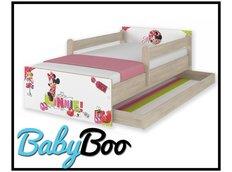Dětská postel MAX Disney - MINNIE I 180x90 cm - SE ŠUPLÍKEM