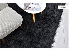 Kusový koberec Shaggy MAX inspiration - černý