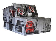 Rozkládací molitanové křeslo (matrace) - Londýn