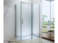 Sprchový kout MAXMAX MEXEN OMEGA 110x90 cm