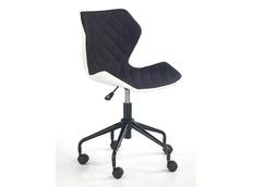 Dětská otočná židle MATRIX černá