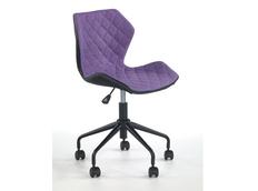 Dětská otočná židle MATRIX fialová
