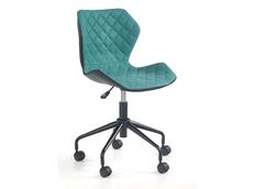Dětská otočná židle MATRIX modrá