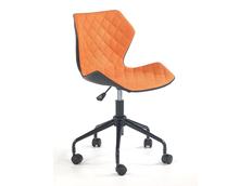 Dětská otočná židle MATRIX oranžová