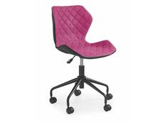 Dětská otočná židle MATRIX růžová