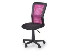 Dětská otočná židle COSMO růžová