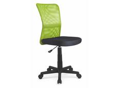 Dětská otočná židle DINGO limetková