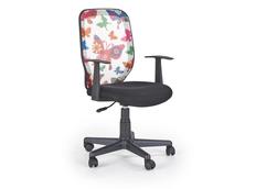 Dětská otočná židle KIWI butterfly