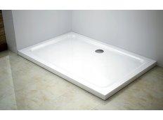 Sprchová vanička SLIM 80x120 cm