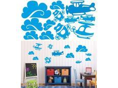 Dětské samolepky KIDS color - vzor 2