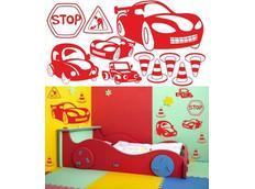 Dětské samolepky KIDS color - vzor 10