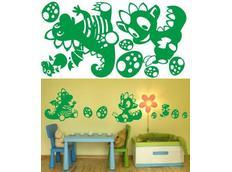 Dětské samolepky KIDS color - vzor 11