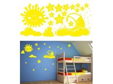Dětské samolepky KIDS color - vzor 12