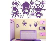 Dětské samolepky KIDS color - vzor 14